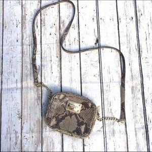 Michael Kors Snake Skin Crossbody